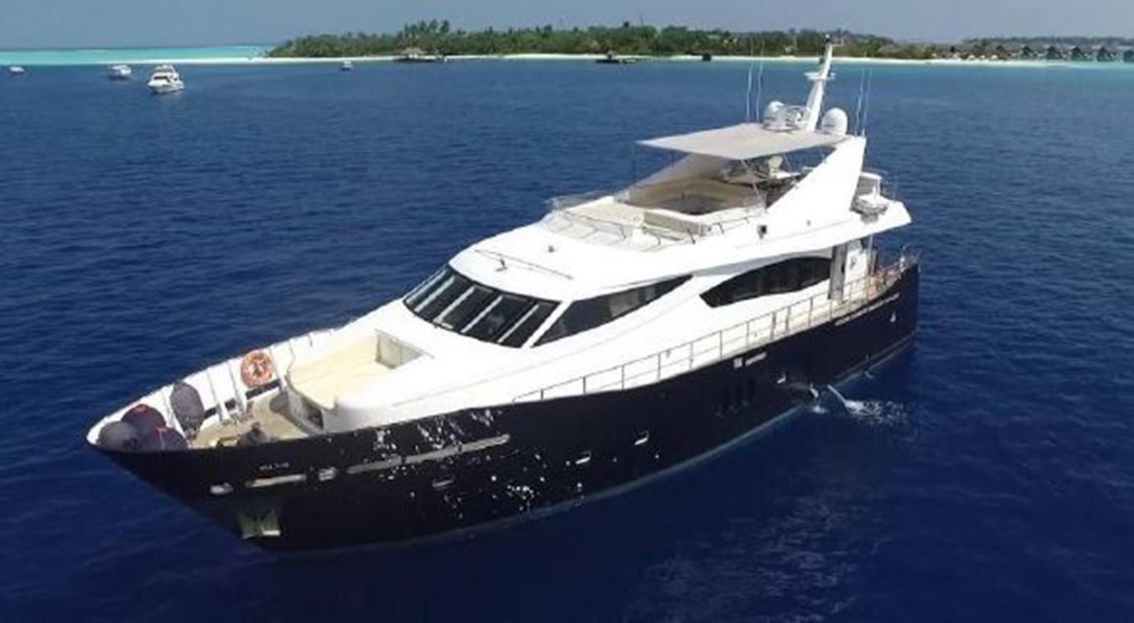 2014 CUSTOM  Mega Yacht 2651265