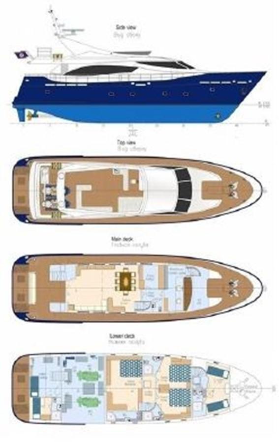 2014 CUSTOM  Mega Yacht 2651290