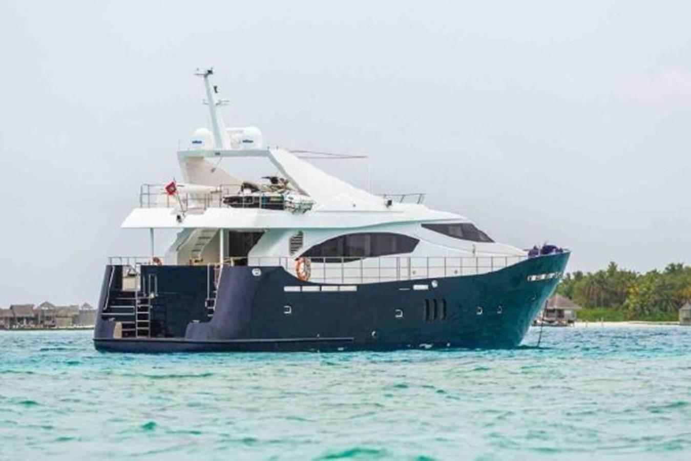2014 CUSTOM  Mega Yacht 2651294