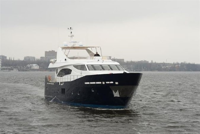 2014 CUSTOM  Mega Yacht 2651263