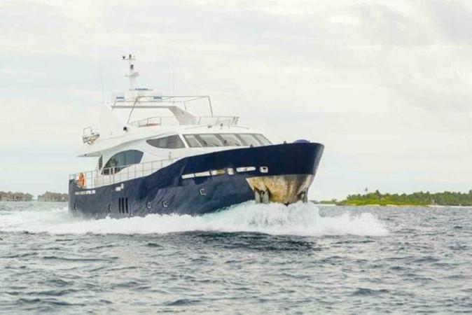 2014 CUSTOM  Mega Yacht 2651291