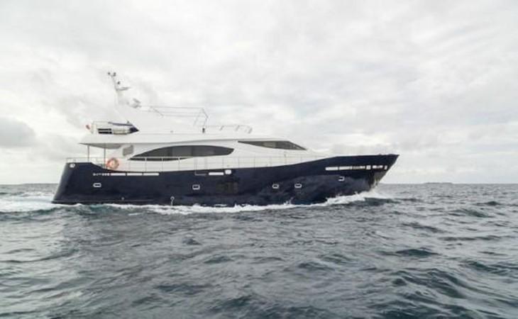 2014 CUSTOM  Mega Yacht 2651292