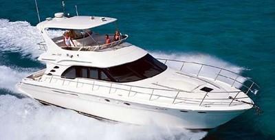 56' Sea Ray 560 Sedan Bridge 257832