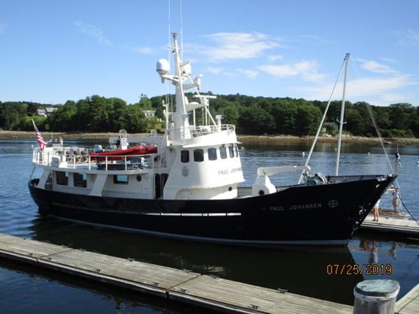 1970 SMEDVIK MEK RS79 Motor Yacht 2651895