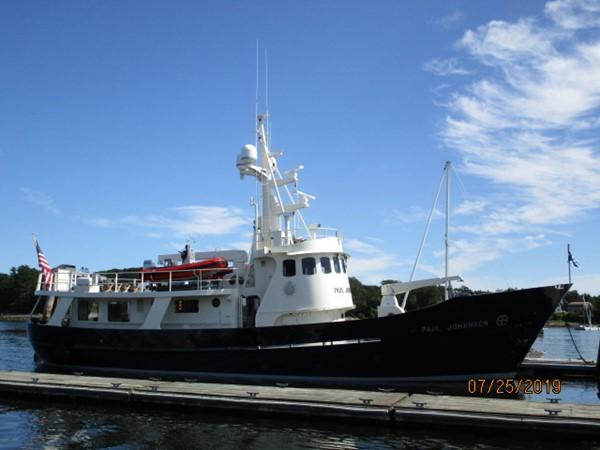 1970 SMEDVIK MEK RS79 Motor Yacht 2651896