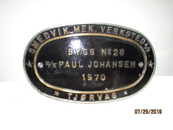 1970 SMEDVIK MEK RS79 Motor Yacht 2651912