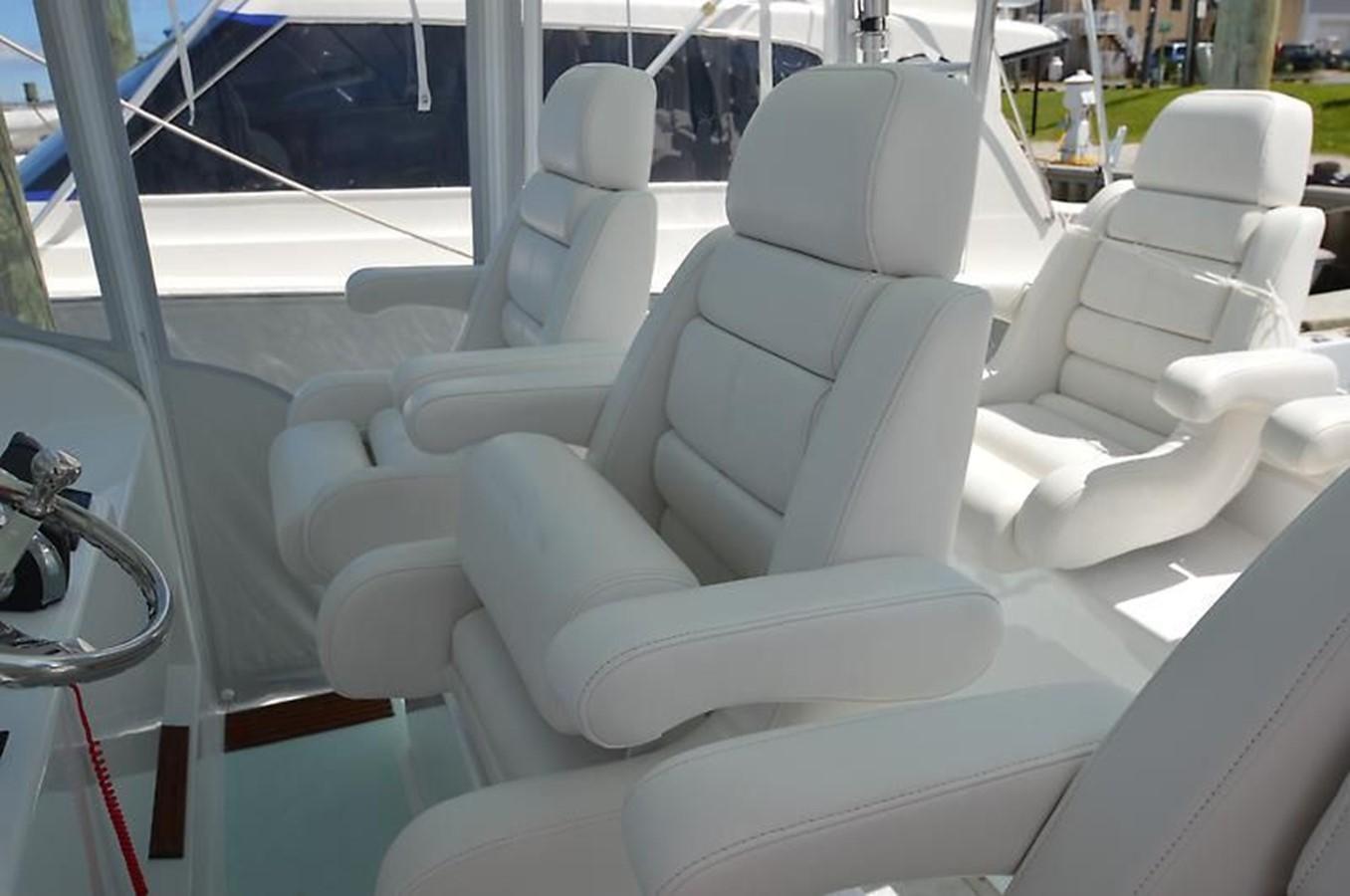 Chesapeake 53 2017 Helm Seating - 53 Chesapeake Custom For Sale