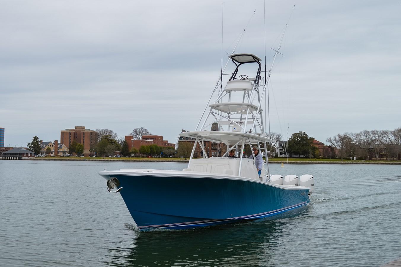 Port Bow - 41 REGULATOR For Sale