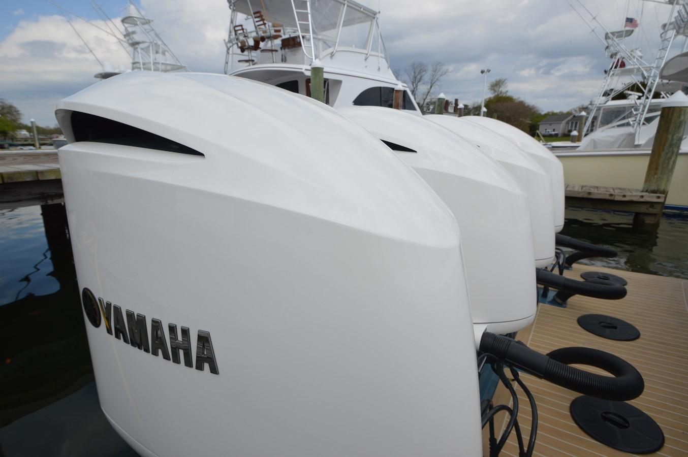 Quad Yamahas - 41 REGULATOR For Sale
