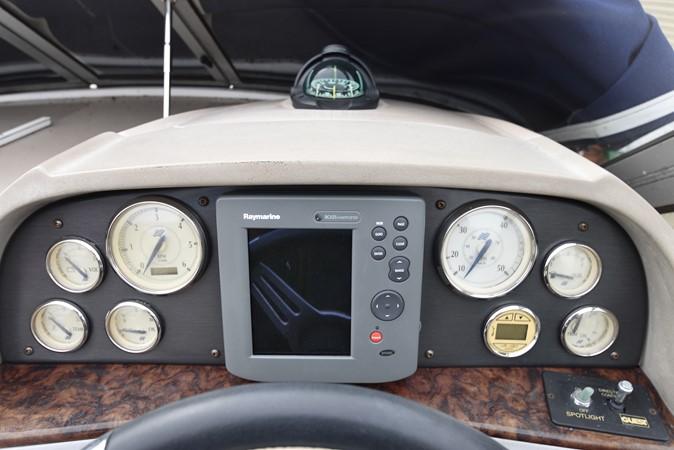 Electronics 2007 FOUR WINNS 258 Vista Cruiser 2659752