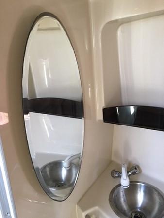Mirror and Sink 2007 FOUR WINNS 258 Vista Cruiser 2659763