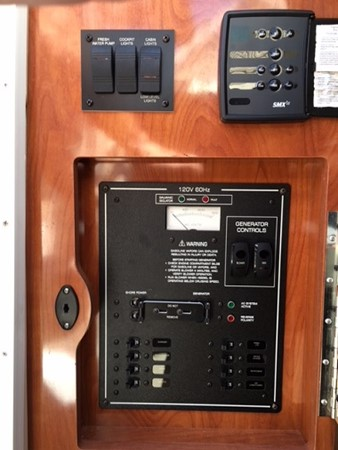 Panel 2007 FOUR WINNS 258 Vista Cruiser 2659764