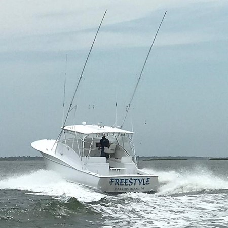1 2006 CUSTOM CAROLINA 40 Express Sport Fisherman 2660760