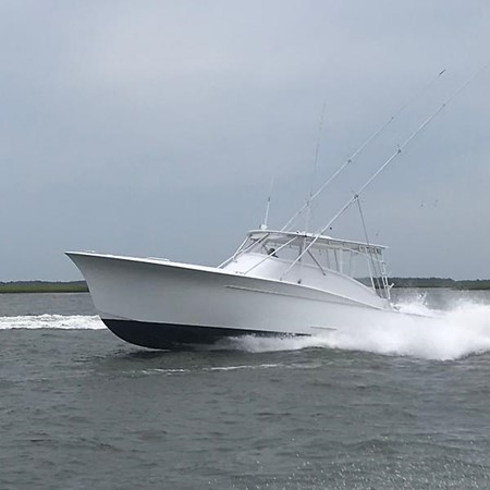 2006 CUSTOM CAROLINA 40 Express Sport Fisherman 2660764