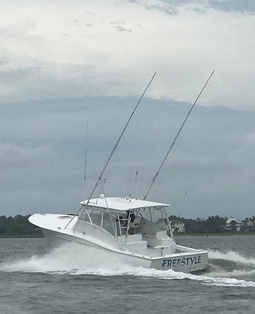 2006 CUSTOM CAROLINA 40 Express Sport Fisherman 2660767