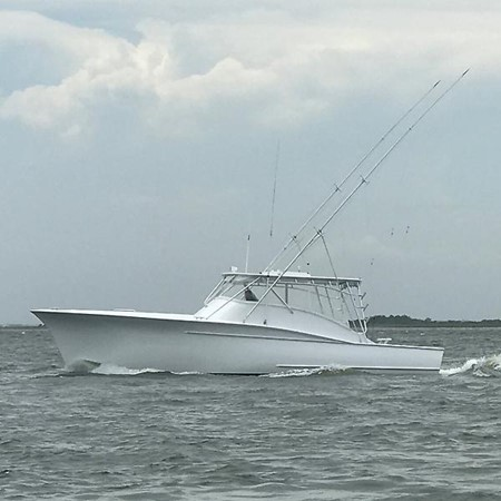 2006 CUSTOM CAROLINA 40 Express Sport Fisherman 2660770
