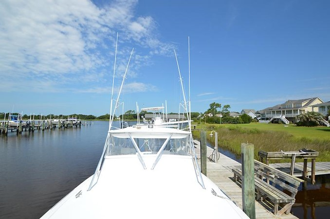2006 CUSTOM CAROLINA 40 Express Sport Fisherman 2660776