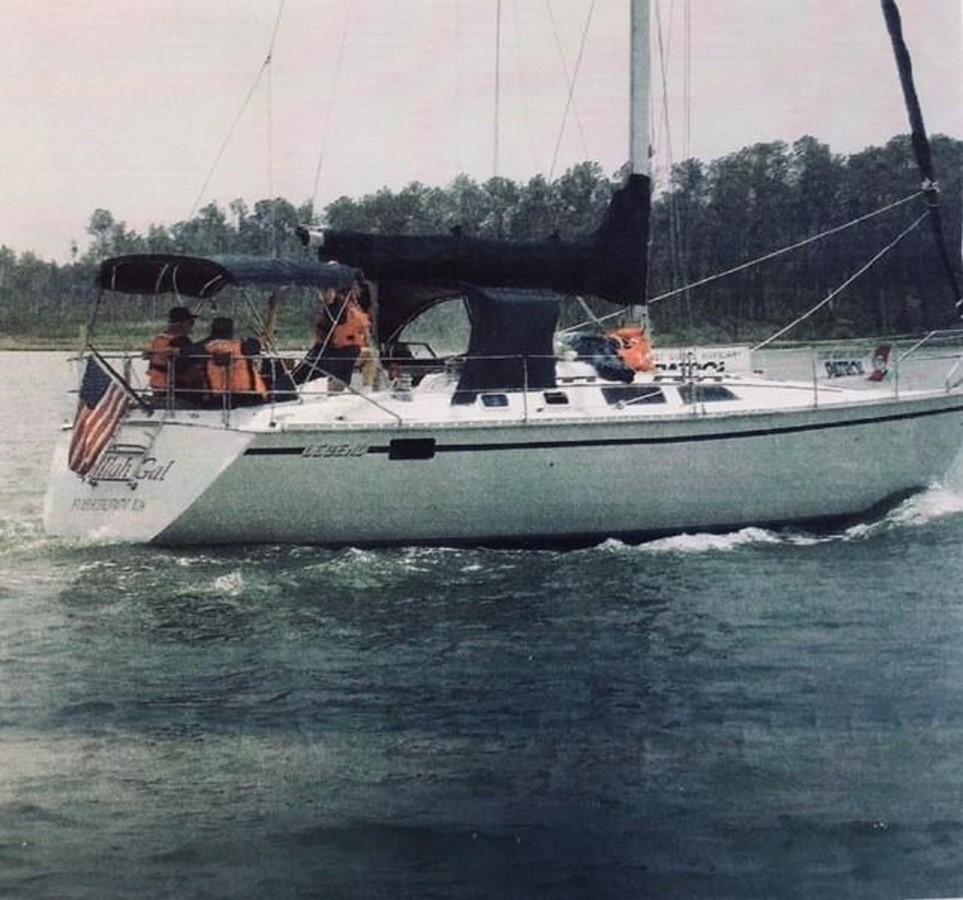 40 Hunter Legen 1989 - 40 HUNTER For Sale