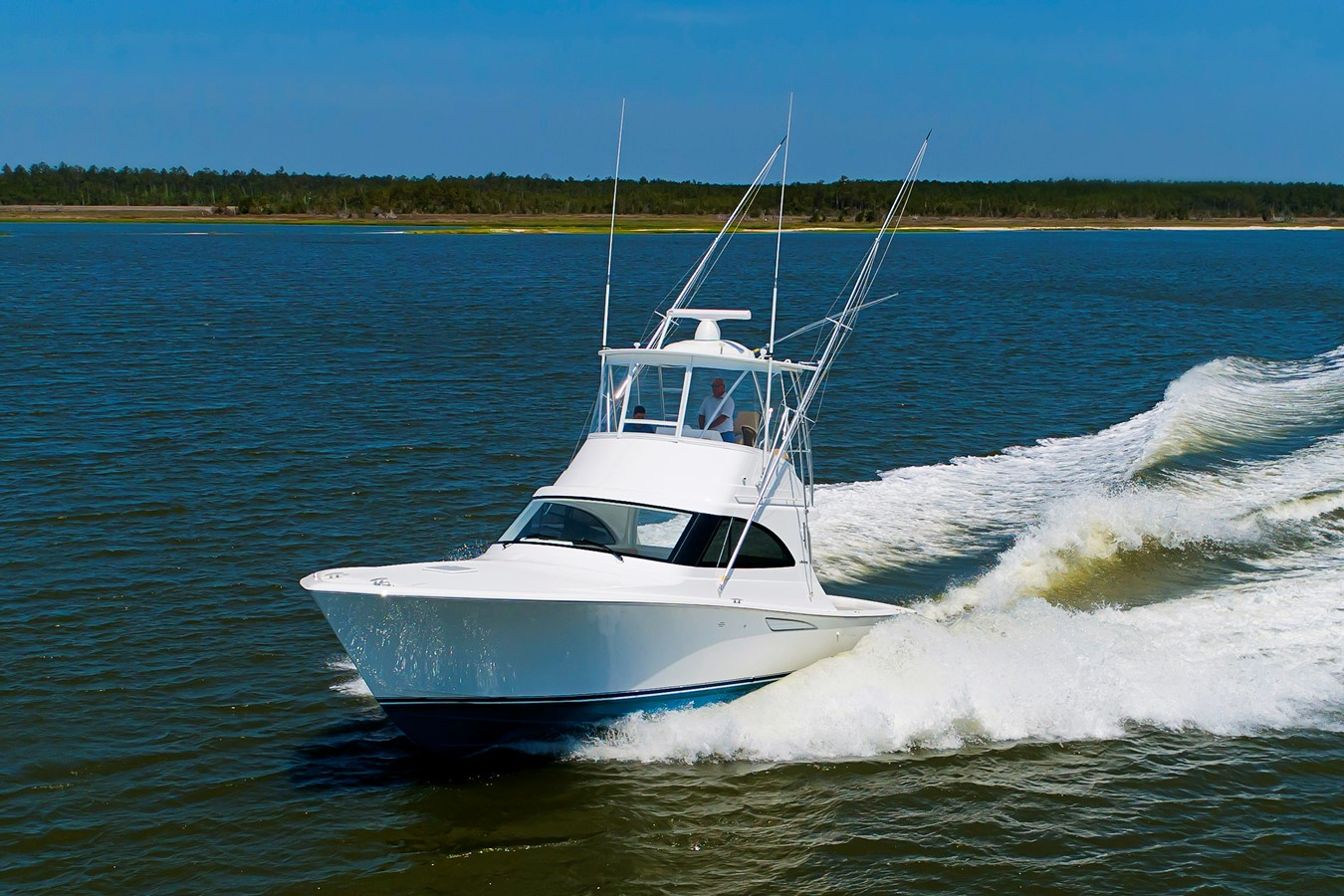 Viking 38 Billfish - 38 VIKING For Sale