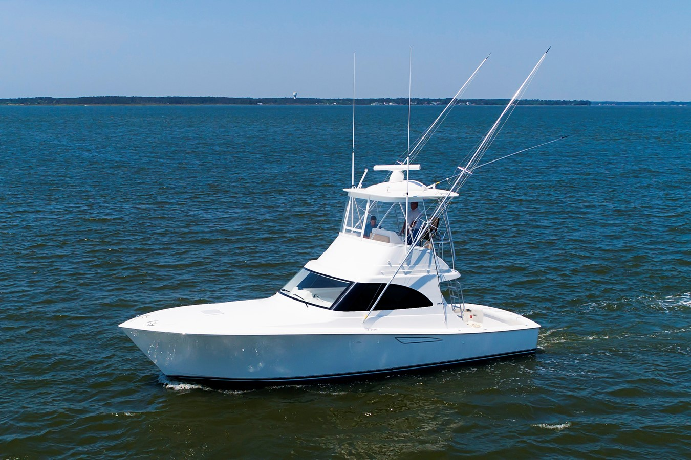 Viking 38 Billfish Port Profile - 38 VIKING For Sale