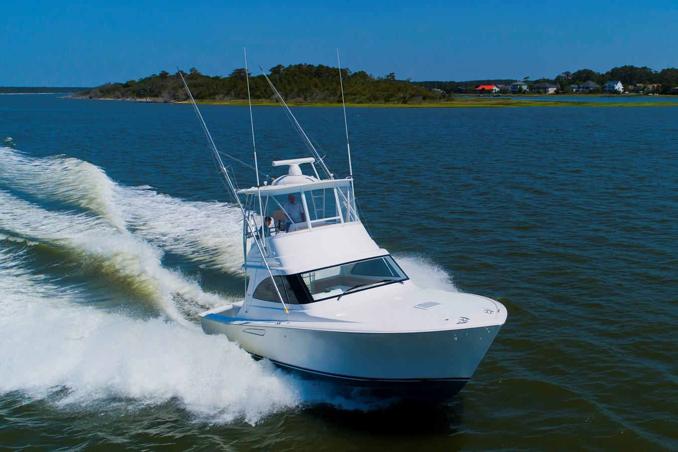 Viking 38 Billfish Running - 38 VIKING For Sale