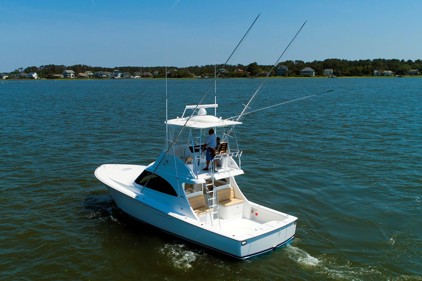 Viking 38 Billfish Port Aft - 38 VIKING For Sale