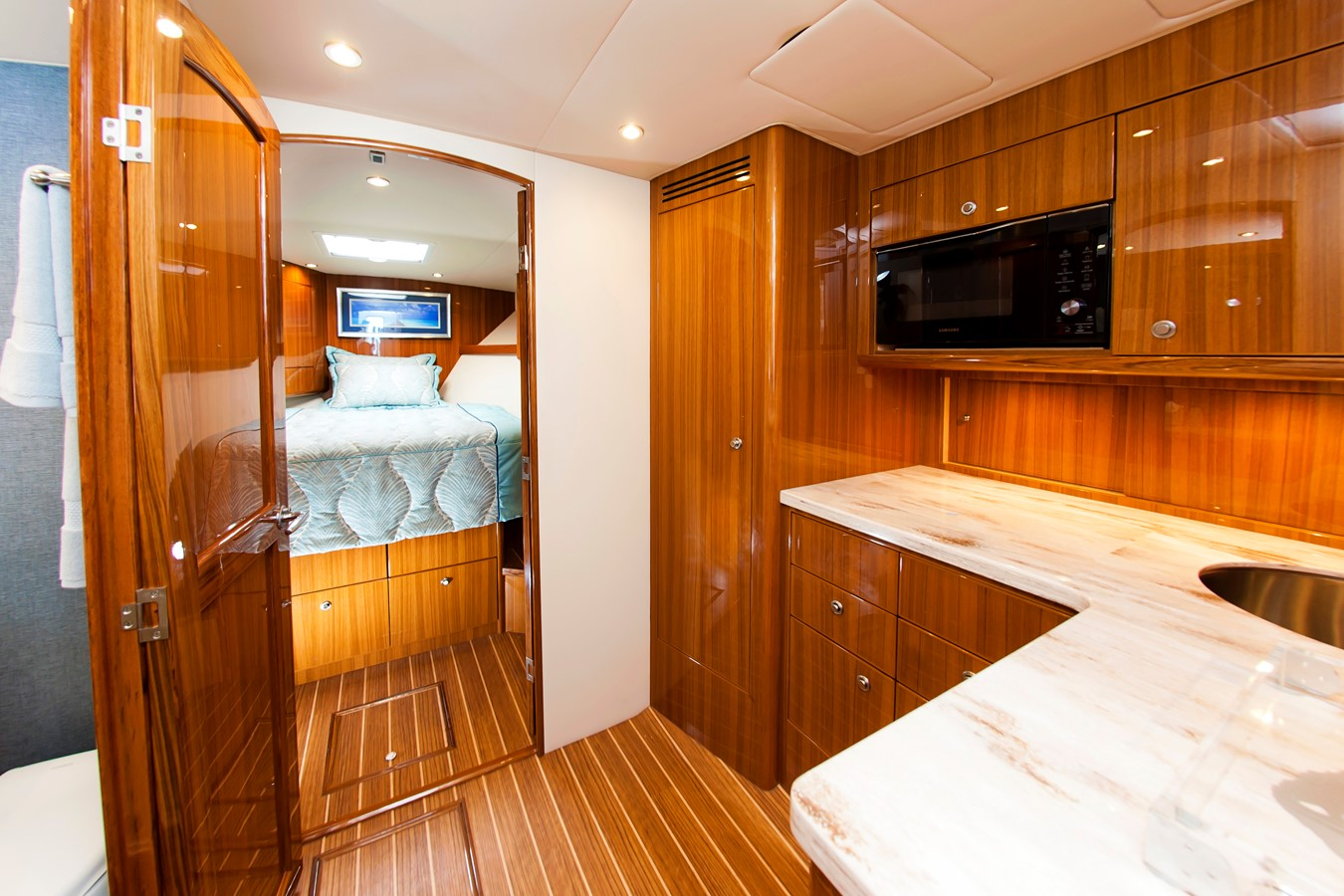 Galley - 38 VIKING For Sale