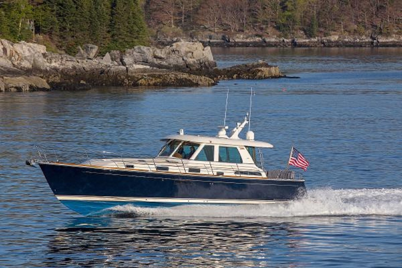 48 Sabre Salon Express In Stock - 48 SABRE YACHTS For Sale