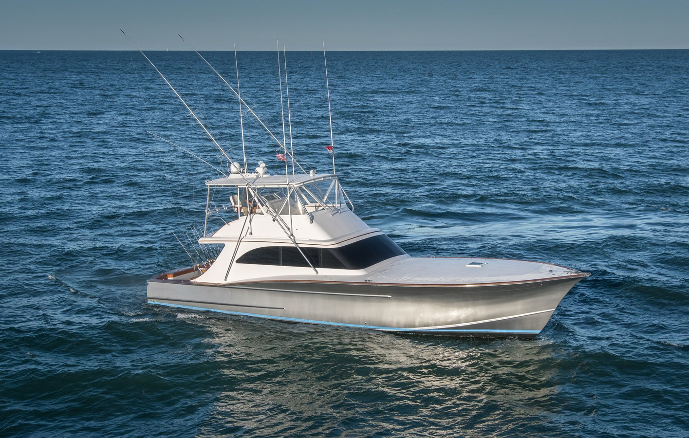 37 - 58 BLACKWELL BOATWORKS For Sale