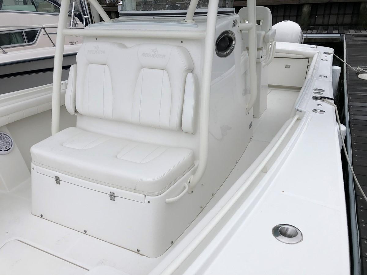 Forward Seating - 28 REGULATOR For Sale