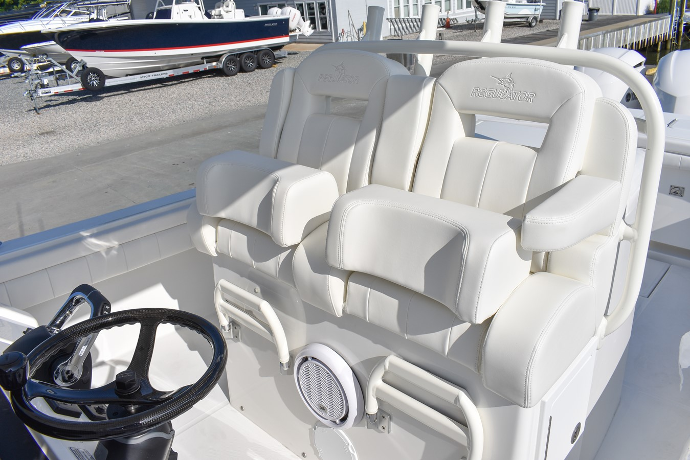 Helm Seating - 34 REGULATOR For Sale