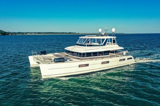 DJI_0018 2017 LAGOON 630 MY Catamaran 2678244