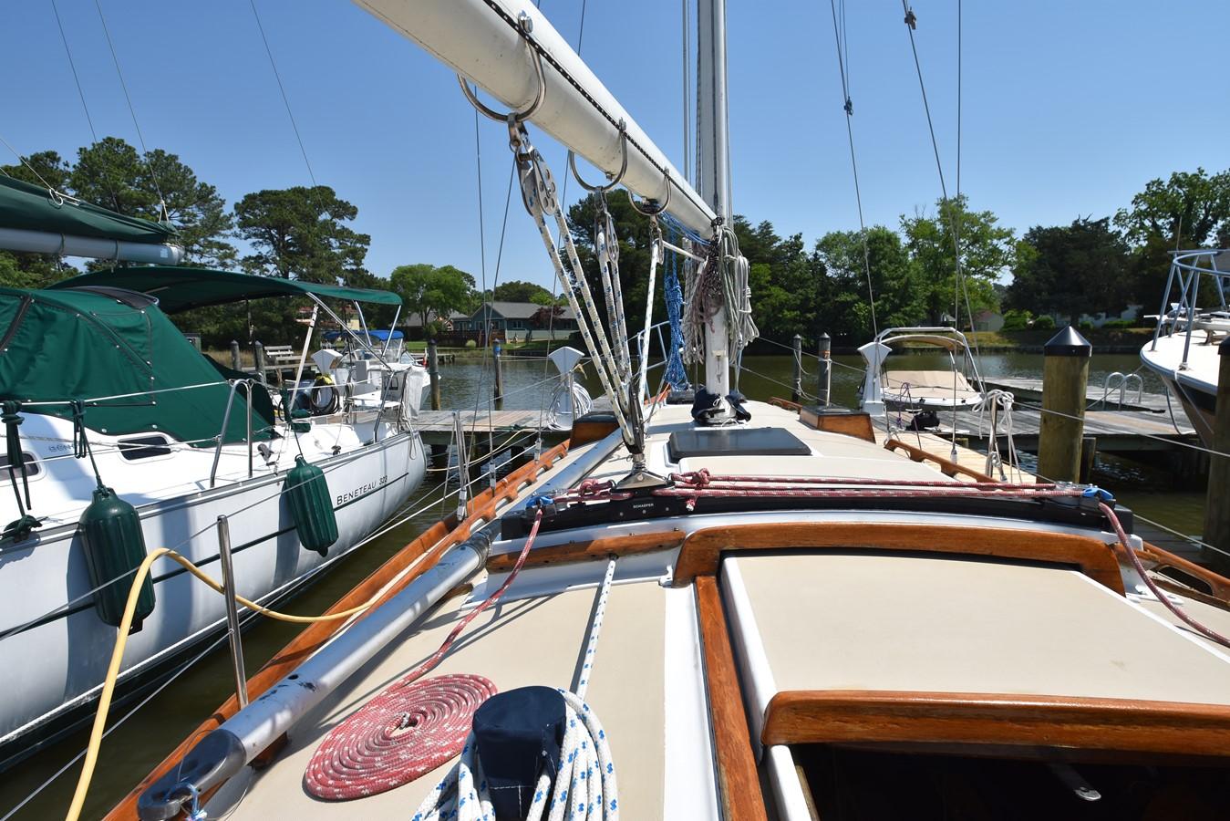 1984 SEA SPRITE BOATS 34 Sloop 2664900