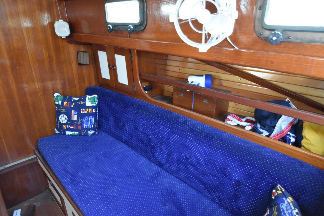 1984 SEA SPRITE BOATS 34 Sloop 2664909