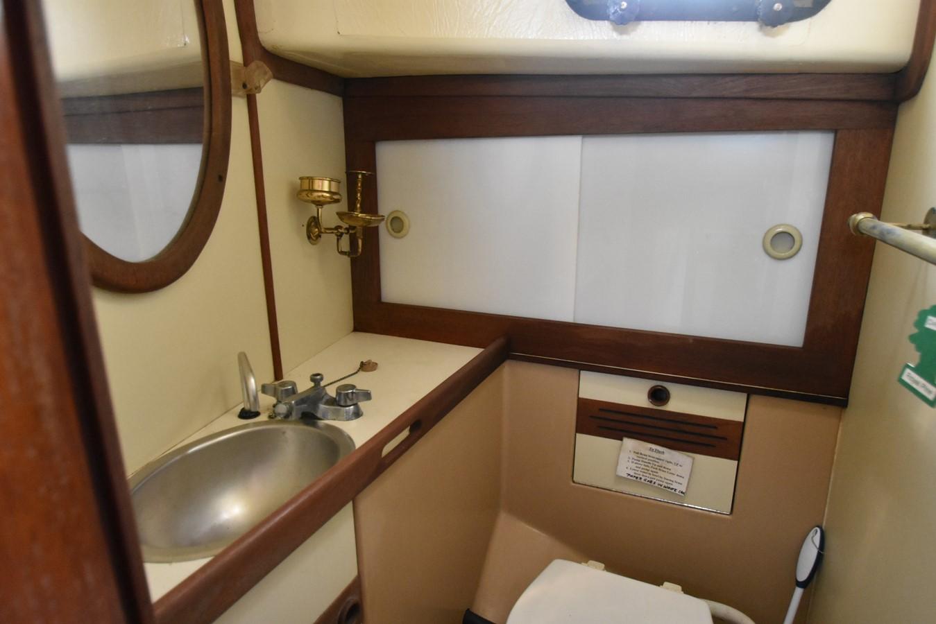 1984 SEA SPRITE BOATS 34 Sloop 2664911
