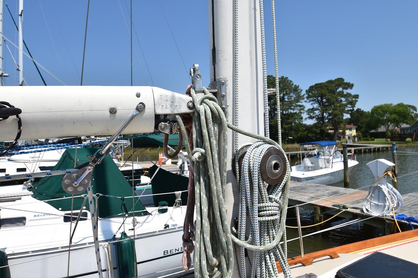 1984 SEA SPRITE BOATS 34 Sloop 2664922