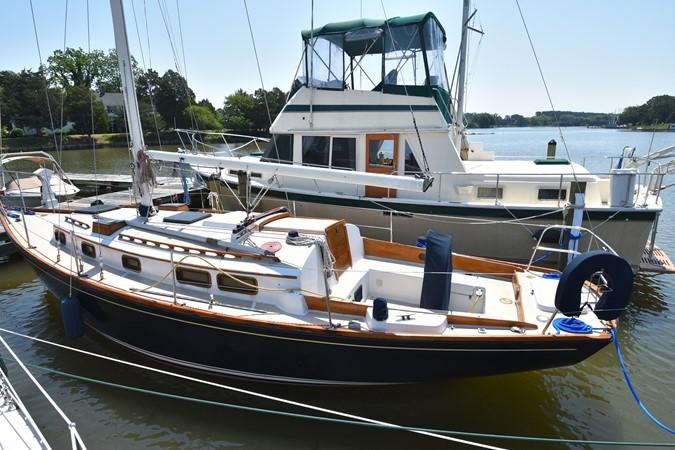 1984 Sea Sprite Sloop 34 1984 SEA SPRITE BOATS 34 Sloop 2664891