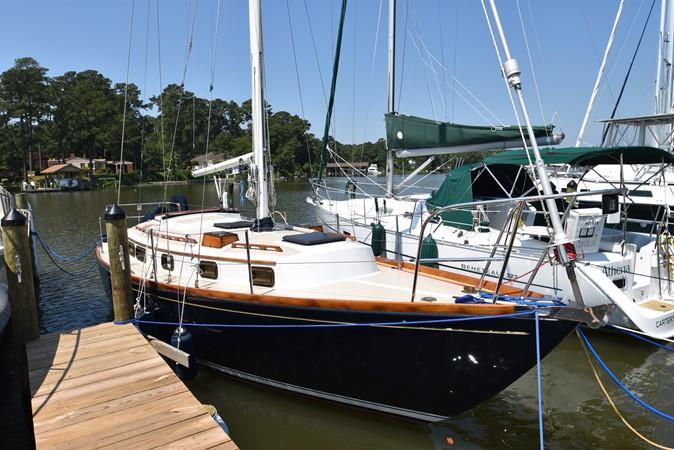 1984 SEA SPRITE BOATS 34 Sloop 2664892