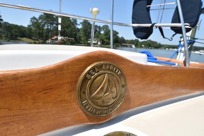 1984 SEA SPRITE BOATS 34 Sloop 2664895