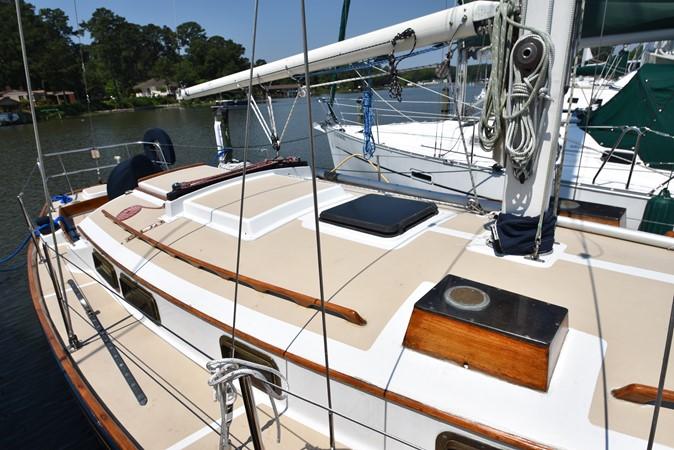 1984 SEA SPRITE BOATS 34 Sloop 2664896