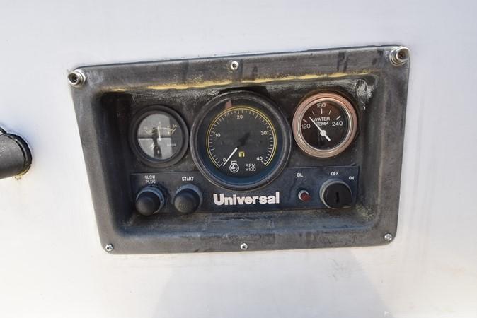 1984 SEA SPRITE BOATS 34 Sloop 2664897