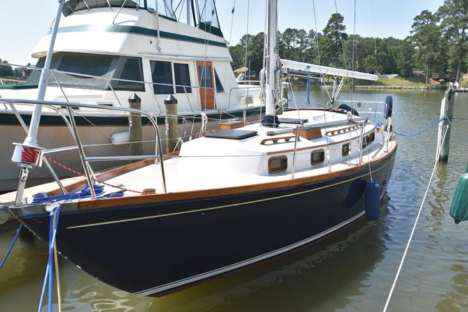 1984 SEA SPRITE BOATS 34 Sloop 2664898