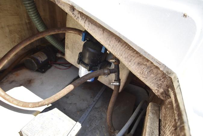 1984 SEA SPRITE BOATS 34 Sloop 2664899