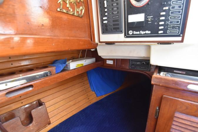 1984 SEA SPRITE BOATS 34 Sloop 2664903