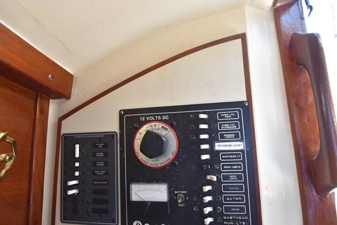 1984 SEA SPRITE BOATS 34 Sloop 2664904