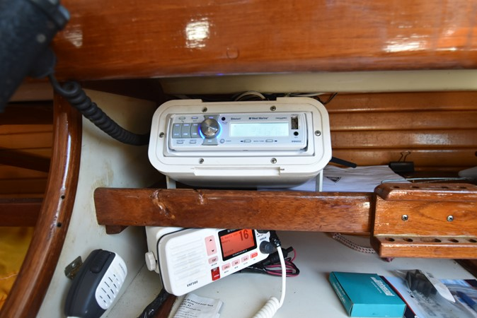 1984 SEA SPRITE BOATS 34 Sloop 2664906