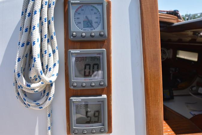 1984 SEA SPRITE BOATS 34 Sloop 2664907
