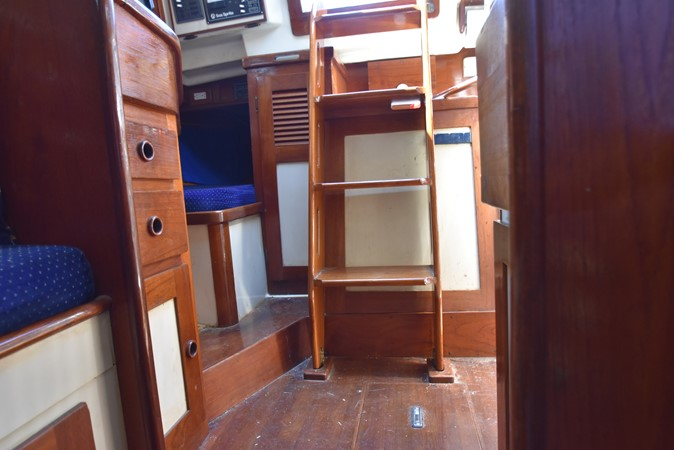 1984 SEA SPRITE BOATS 34 Sloop 2664914