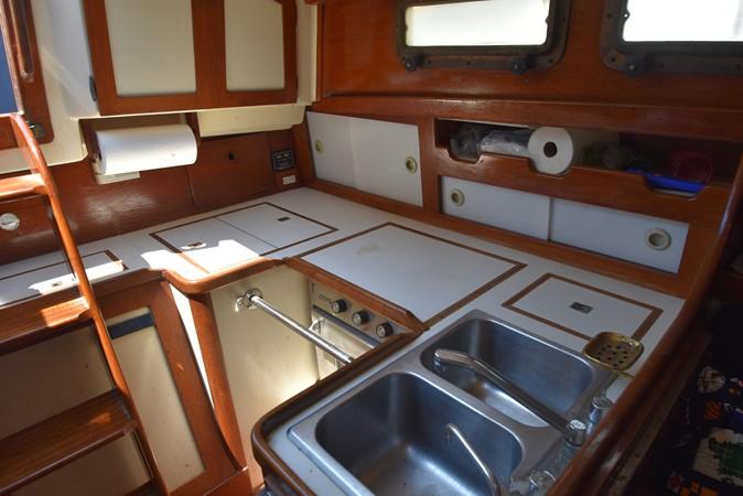 1984 SEA SPRITE BOATS 34 Sloop 2664915