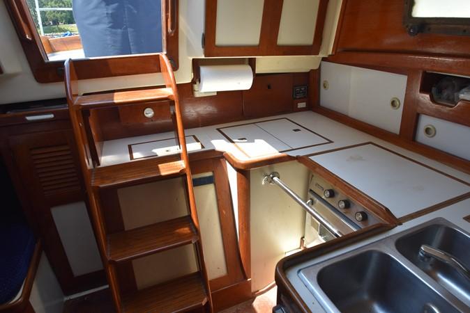 1984 SEA SPRITE BOATS 34 Sloop 2664916